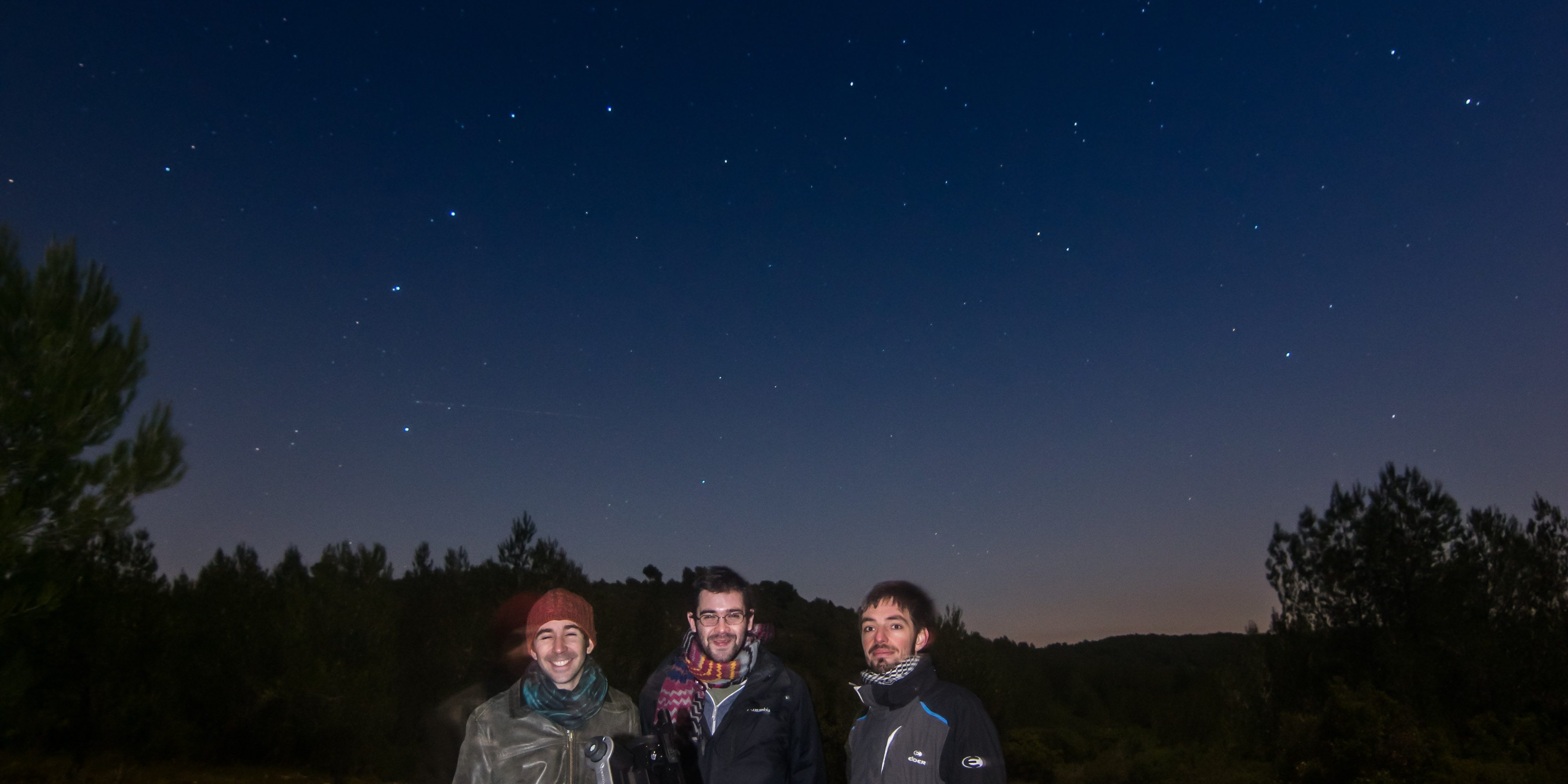 Report on an Occultation Near Marseille - First Scientific