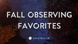 Fall Autumn Observing Favorites